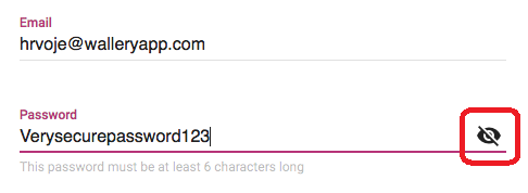 Make sure you are using a correct password